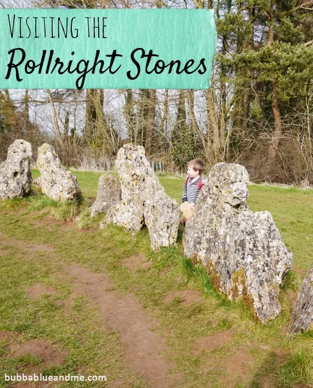 visiting the Rollright Stones