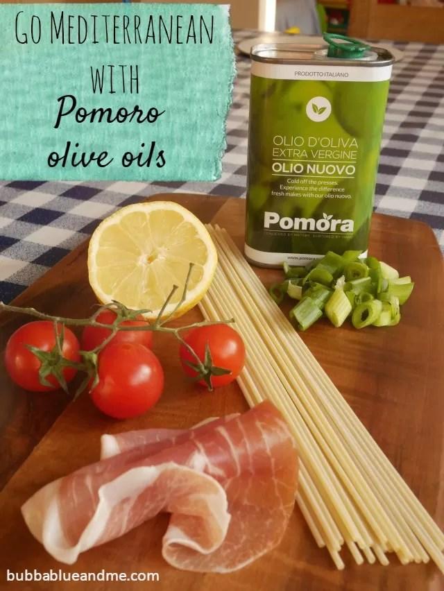 recipe ingredients using Pomora