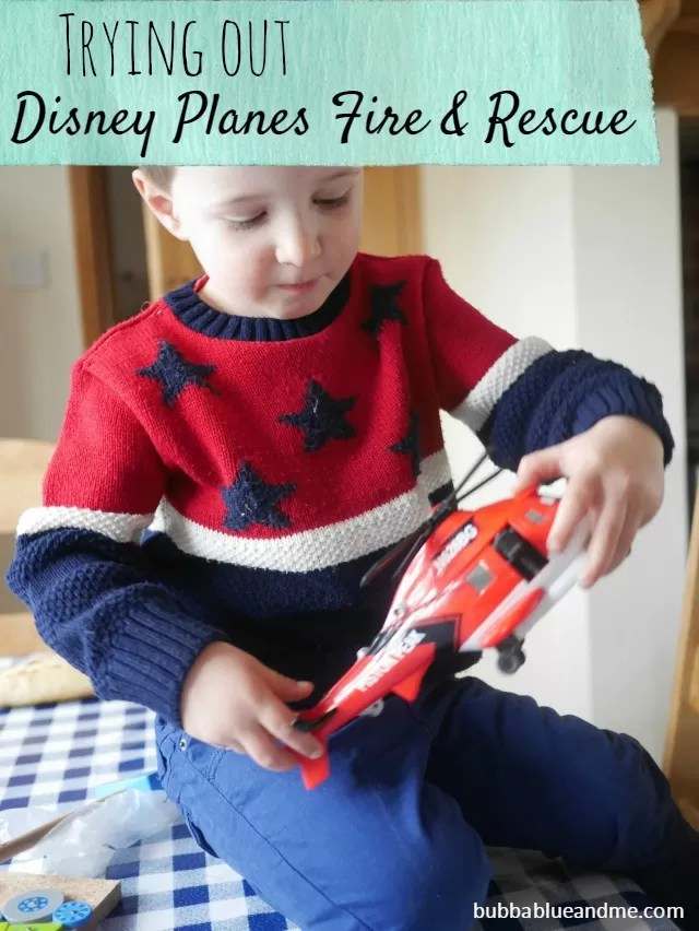 Planes 2 rescue helicopter toy review - Bubbablueandme