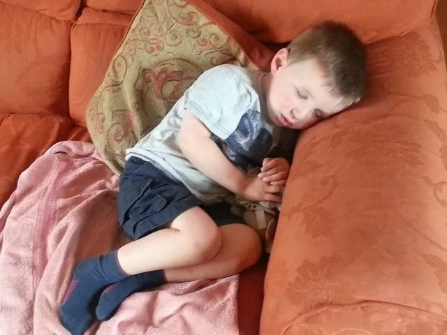 The foetal curl sleep position