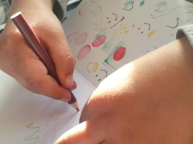 fingerprint stamping cards