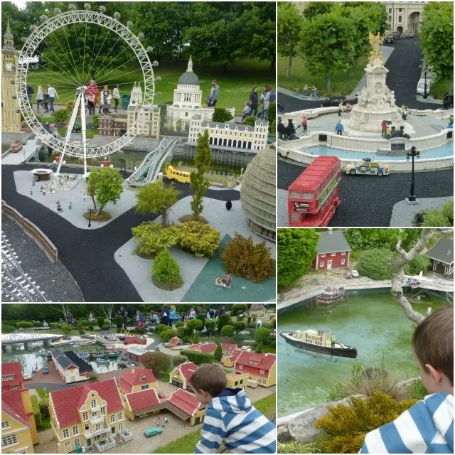 Miniland at Legoland