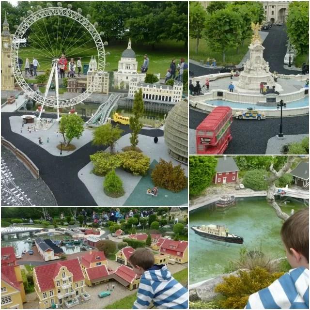 Miniland at Legoland