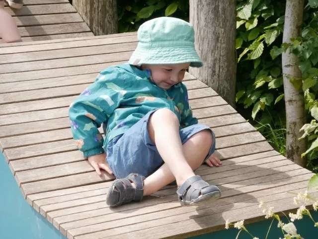 Trentham Gardens relaxation