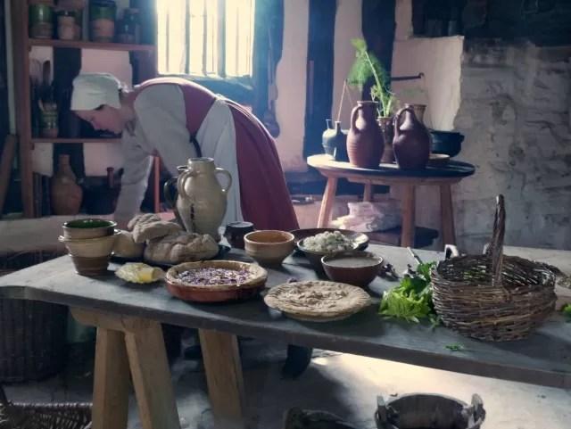 Tudor farmhouse meals