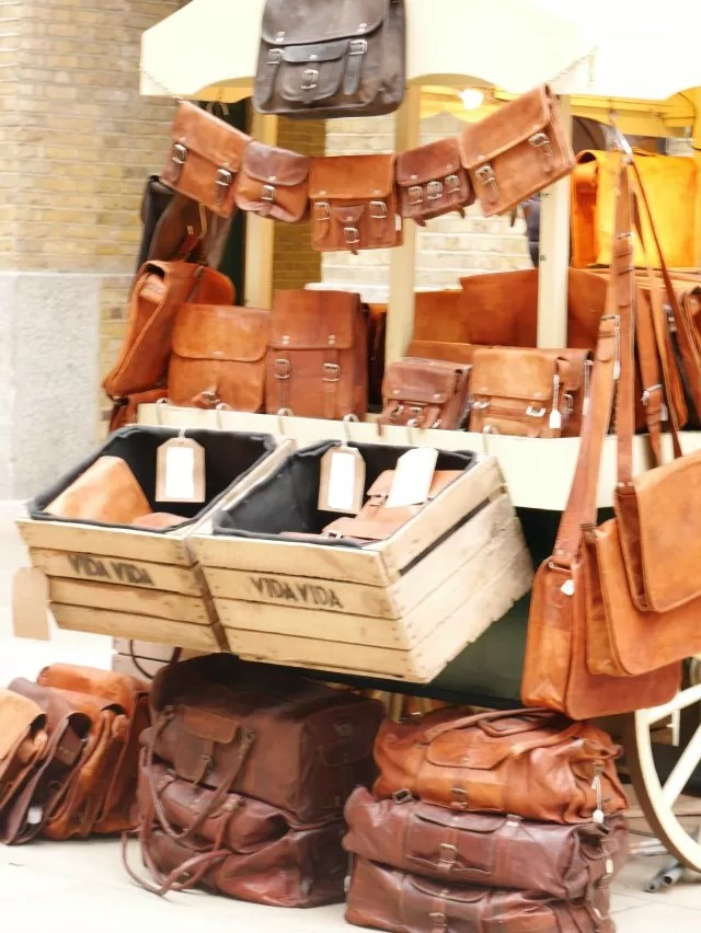 leather stall