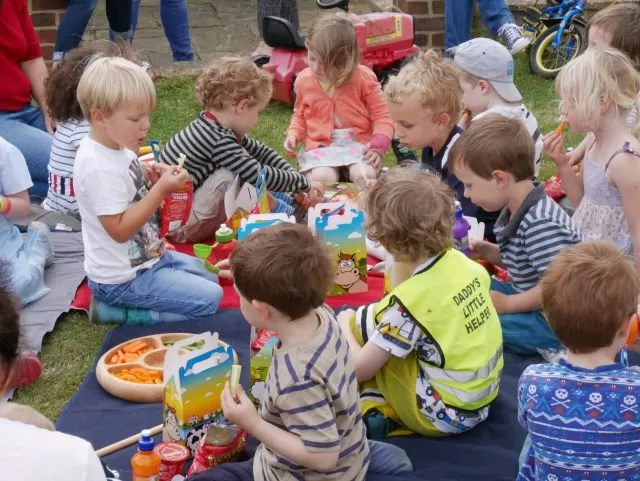 party picnic