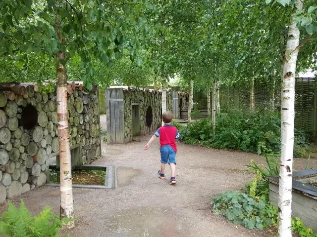 designer gardens at butterfly world project