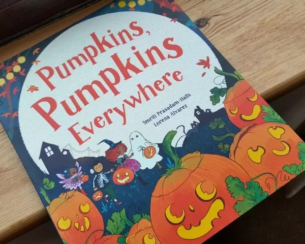 Pumpkins Pumpkins Everywhere – getting ready for Halloween