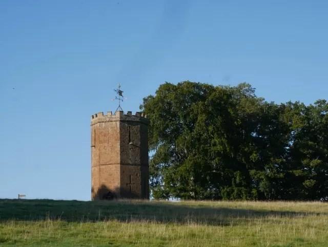 dovecote at Wroxton Abbey