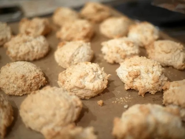 golden ginger macaroon recipe