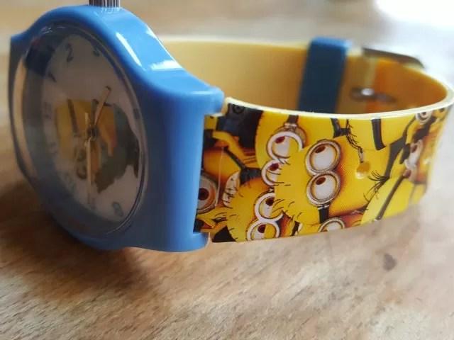 minions watch strap