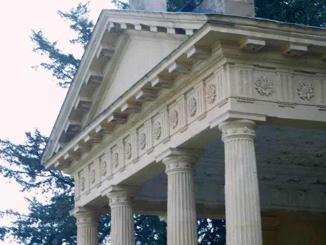 temple at Stowe