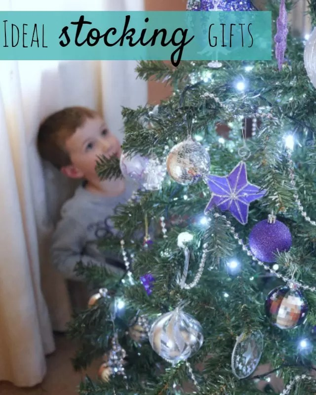 Christmas and ideal stocking gifts - Bubbablue and me