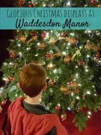 christmas as waddesdon