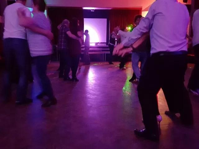 ceroc dancing at Abingdon