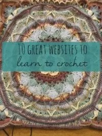 10 websites to learn to crochet