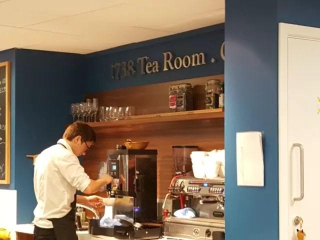 1738 tea room Boswells