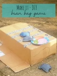 bean bag games
