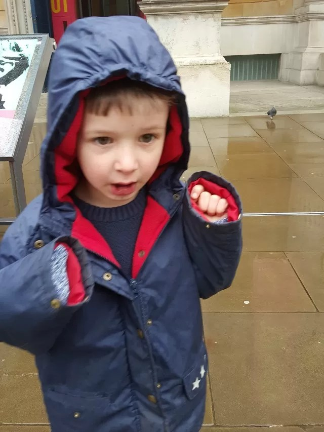 Rainy day means an outing to the Ashmolean