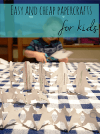 5 free and fun paper activity ideas for kids