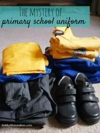 Mystery of school uniform