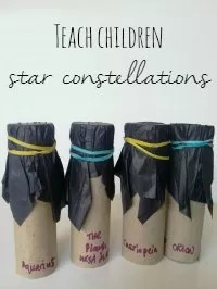 make star constellations