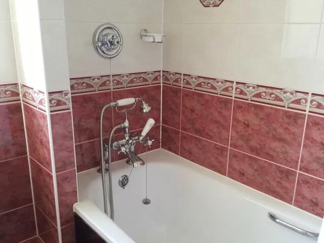Bathroom at Grand Hotel eastbourne