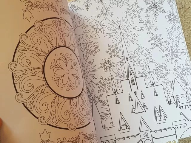 disney colouring book