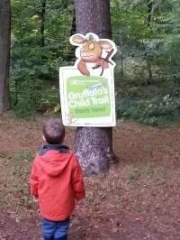 Gruffalo at Wendover Woods