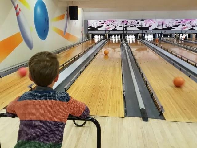 10 pin bowling in Banbury