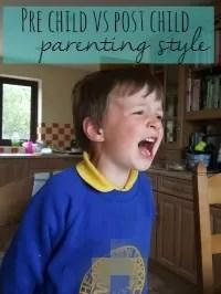 pre vs post parenting style