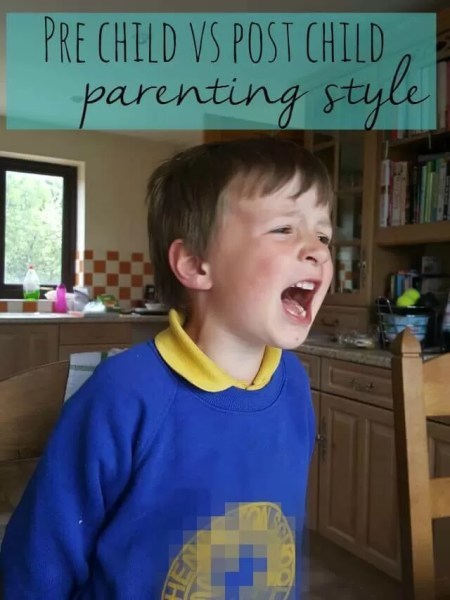 pre child vs post child parenting style - bubbablueandme (1)