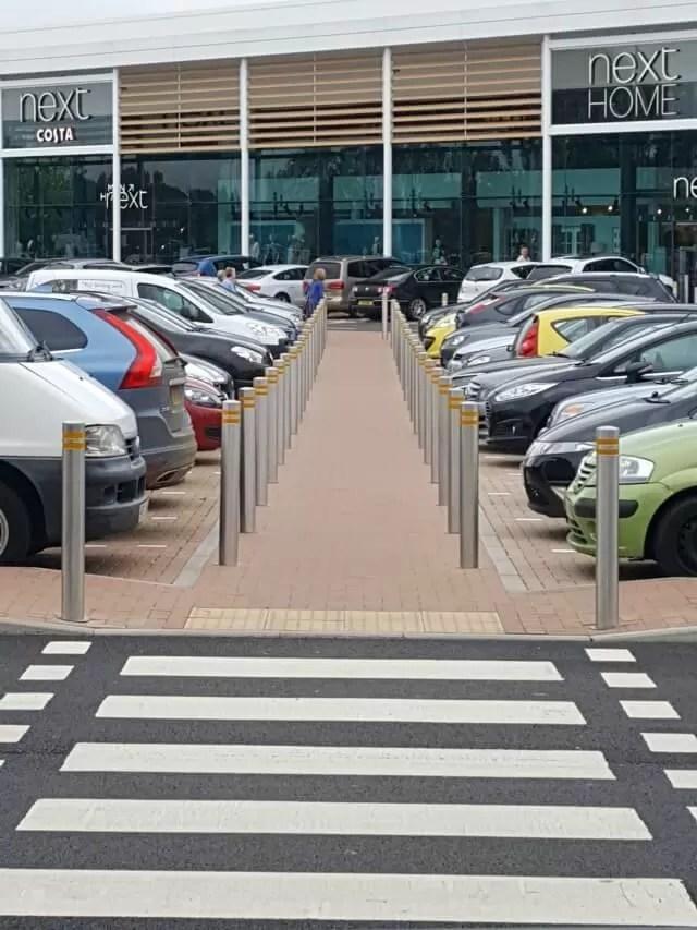 Gateway car park