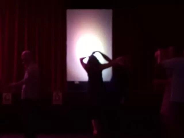 dancing at ceroc