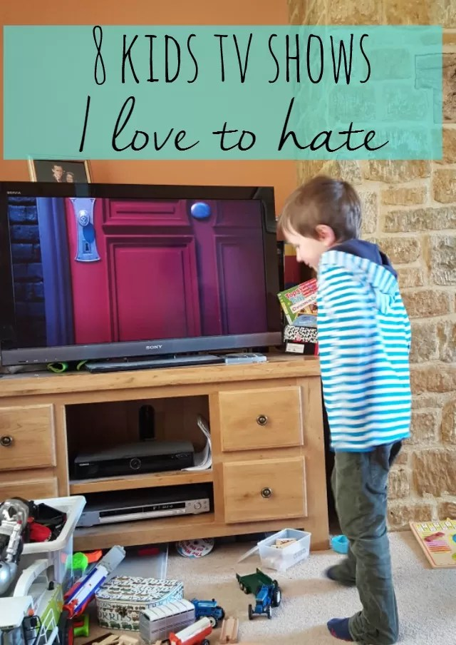 8 kids tv shows I love to hate
