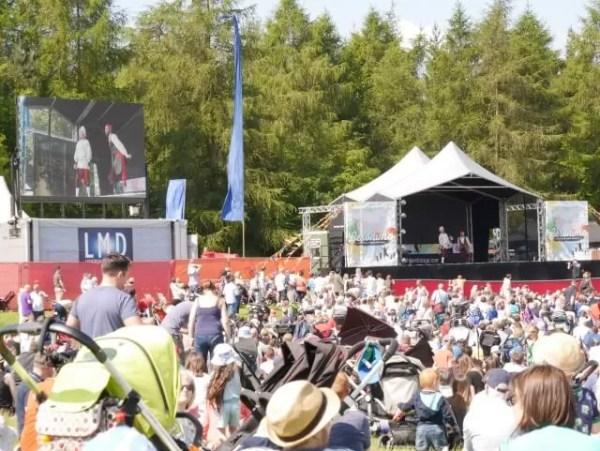 Geronimo festival 2016 stage Swashbuckle - My Sunday photo