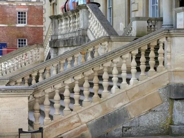 croome park stairways
