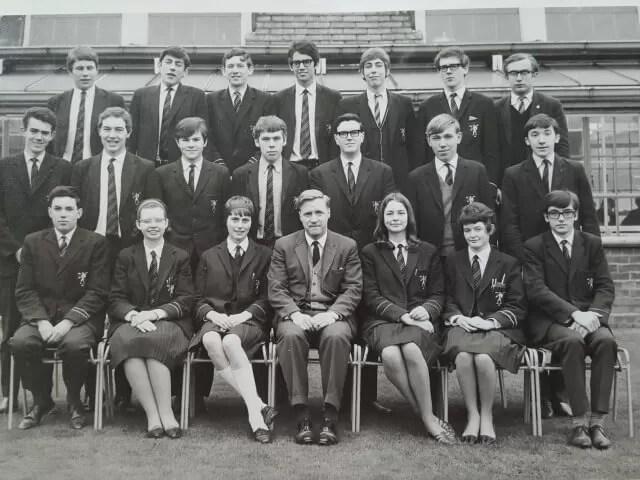 school photos from 1960s