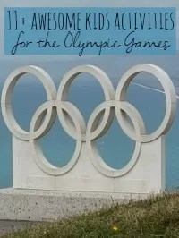 kids activities for Rio olympics