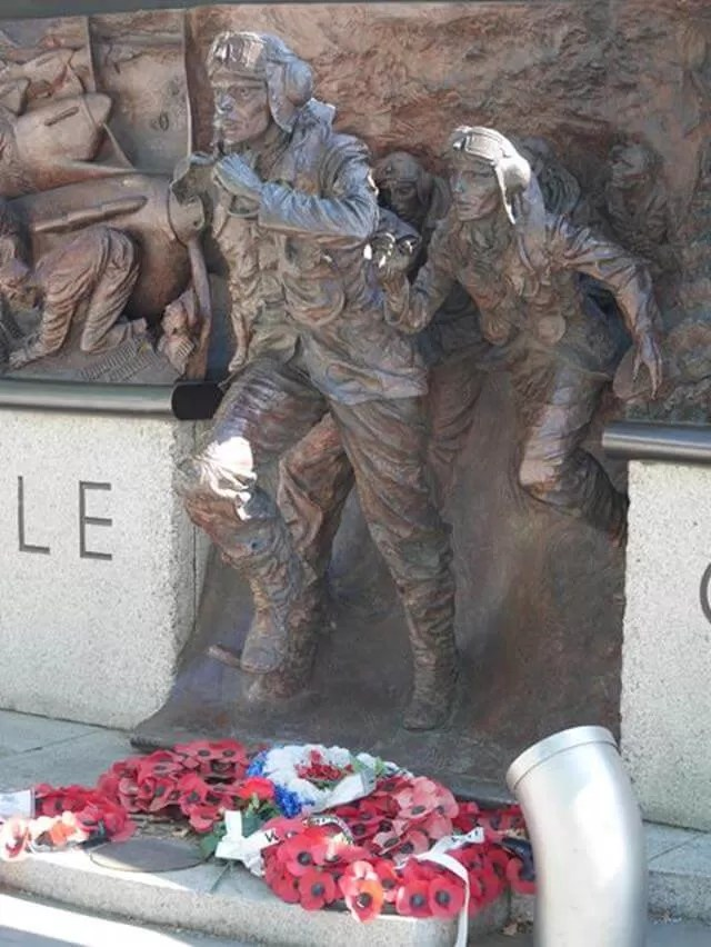World War memorial London