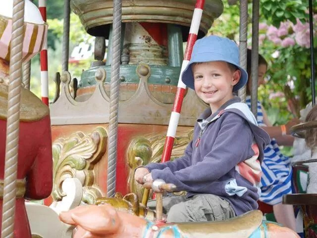 rides at Watermouth Castle