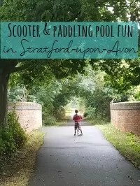 stratford paddling and scooting