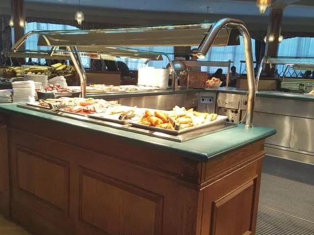 breakfast at merton hotel