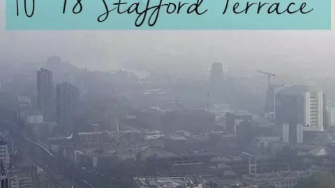 A London trip from 18 Stafford Terrace to Sky Garden