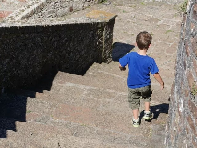 down-the-steps-at-elizabeth-castle
