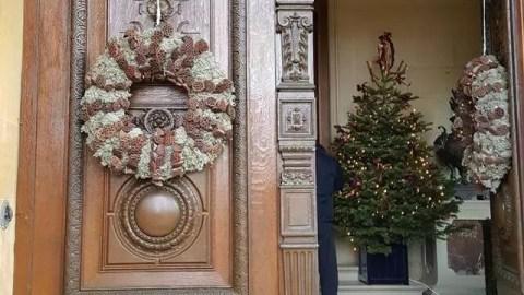 A Waddesdon Manor Christmas festive visit