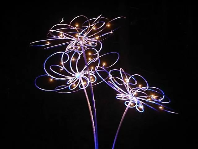 flower stem lights