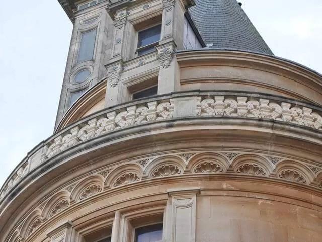waddesdon manor building