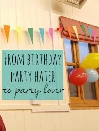birthday party convert